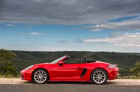 porsche boxster gas mileage 2017 porsche 718 gas mileage the car connection