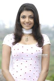 kajal in dress in magadheera