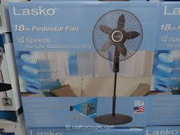 Pedestal Fan Remote Lasko 18 Inch Pedestal Fan