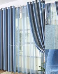 how to install blue curtain in your home decor idolza