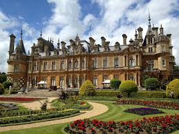 British Houses Great British Houses Waddesdon Manor The House Built By The
