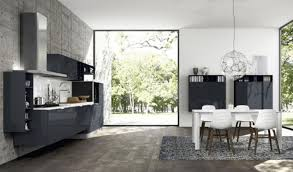Extremely Bold Kitchen Designs With Concrete Wall Rilane - Concrete walls design