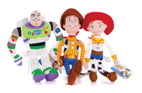 disney toy story buzz woody u0026 jessie assortment 8 00 hamleys
