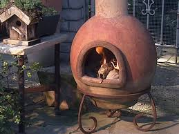 halloween chiminea outdoor fire pits and fire pit safety hgtv