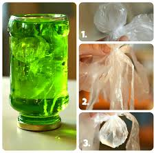 jellyfish in a jar this looks pretty cool kids pinterest