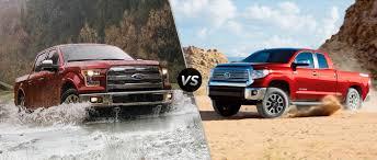 truck ford f150 ford f 150 vs 2016 toyota tundra