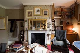 Period Homes And Interiors A Guided Tour Of Down House Period Living