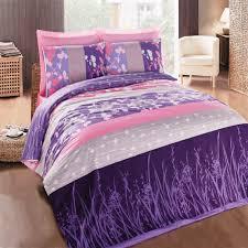 remarkable pink and purple bedding sets elegant home decorating