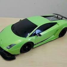 fast lamborghini remote car best fast rc lamborghini gallardo remote car green 1