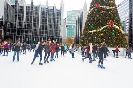pittsburgh light up night 2017 date comcast light up night peoples gas holiday market home facebook
