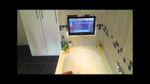 bathroom tv youtube