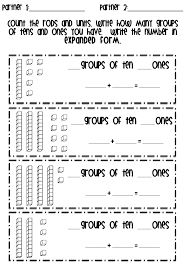 place value worksheets 1st grade worksheets