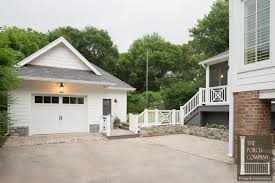 screened porch and garage oasis the companythe company with