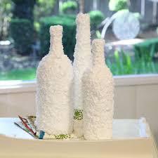 Winter Wonderland Centerpieces Winter Wonderland Bottle Decorations Allfreechristmascrafts Com