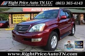 lexus gx for sale by owner lexus gx 470 for sale in tennessee carsforsale com