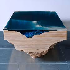topography coffee table abyss table duffy london