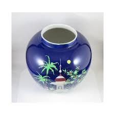 Antique Pair Of Royal Doulton Persian Vases Series Ware D3550 U0026 R Carlton Ware Persian 2884 Large Ginger Jar