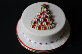 Christmas Cake No 2 This Is The Other Tiny 4