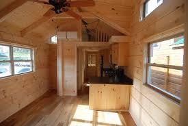 34 x 12 greyson w porch park model log cabin mountain