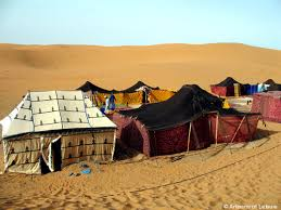 moroccan tent a in the moroccan desert artisans of leisure luxury
