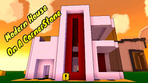 Home Design Games Ps4 Trove Modern House On A Cornerstone Youtube