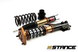 hyundai veloster coilovers stance sport coilovers for hyundai veloster genracer