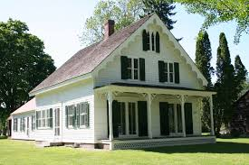 Decorative Exterior House Trim Gothic Revival Architectural Styles Of America And Europe