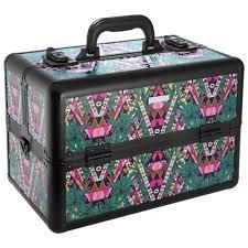 shop mara hoffman for sephora collection kaleidescape traincase