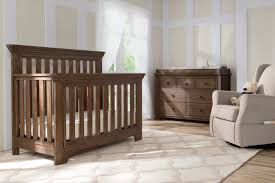 Rustic Convertible Crib Serta Langley Convertible Crib 5 Set Rustic Oak N Cribs