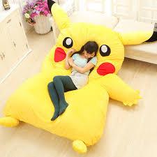 coussin de si e pikachu de bande dessinée matelas siège coussin le meilleur