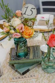 Mason Jar Centerpieces Wedding by 98 Best Wedding Centerpieces And Table Settings Images On