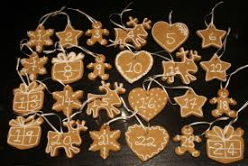 seed to feed me gingerbread christmas tree decorations