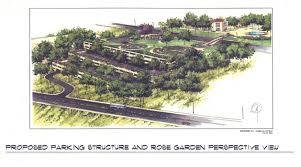 david reed landscape architects blog archive underground underground parking structure rose garden for balboa park