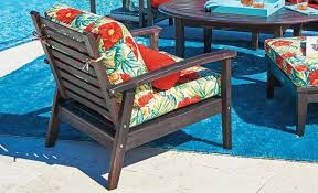 Deep Seat Outdoor Furniture by Classic Outdoor Lounge Space Improvements Blog