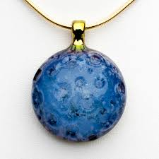 blue moon necklace images Cremation pendant gt gt blue moon daybreak dreams glass cremation jpg