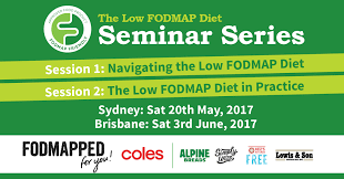 Map Diet Low Fodmap Diet Seminar Series Is A Huge Success Fodmap Friendly