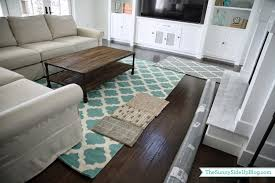Family Room Decor Update The Sunny Side Up Blog - Family room rug