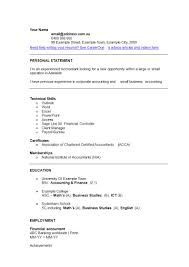 Skills In Accounting Resume 24 Best Finance Resume Sample Templates Wisestep