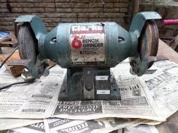 Old Bench Grinder Bench Grinder Mig Welding Forum