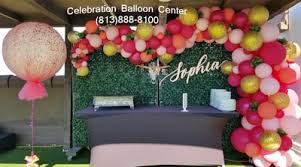balloon delivery st petersburg fl current events celebration balloon center