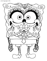 printable coloring pages sugar skulls sugar skull coloring printable girl sugar skull coloring pages sugar