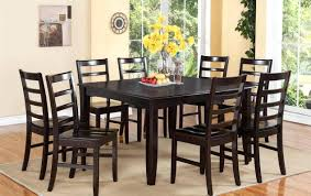 square dining room table with leaf square table that seats 8 u2013 anikkhan me