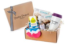 Gifts For New Moms by Welcome Home Mommy Gift Pretty Perfect Packages