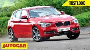 bmw one series india bmw 1 series price review pics specs mileage cardekho