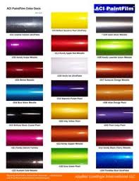 car paint colors your source for all your auto painting projects