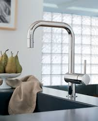 kitchen stunning grohe minta kitchen faucet sleek and angular in