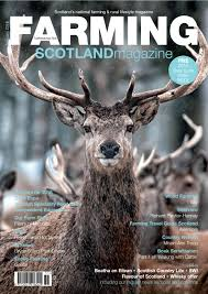 farming scotland magazine january february 2018 by athole design