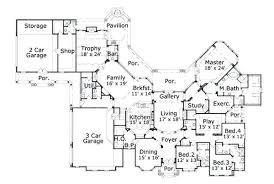Mansion Plans House Floor Plans With Indoor Pools Luxury Homes Floor Plans