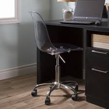 clear plastic desk chair cool clear acrylic swivel desk chair with up lift chair leg using