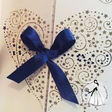 wedding invitations dublin laser cut heart paper wedding invitations